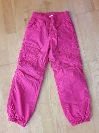 Spodnie ocieplane 116cm KappAhl