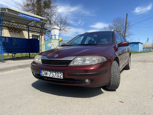 Renault Laguna 2 2004