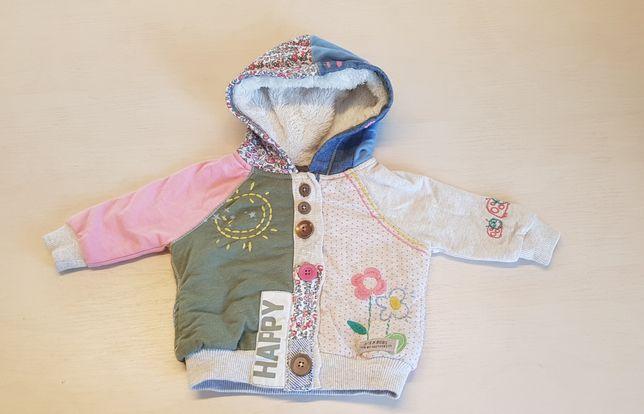 Bluza kurtka wiosna lato NEXT super HIT 3-6miesięcy 62