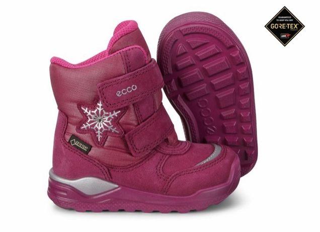 Зимние ботинки Ecco Urban p. 29