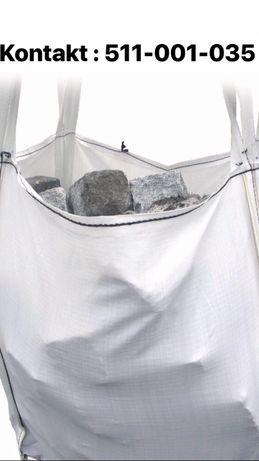 Worki Big Bag Bagi na Kamień Gruz Zboże 500kg 750kg 1000kg BigBag 156