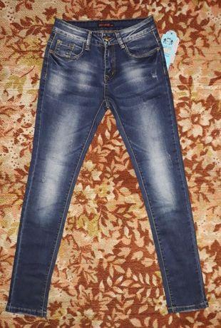 Женские джинсы часы