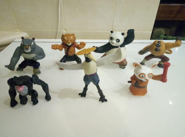 игрушки хеппи мил герои мультфильмов