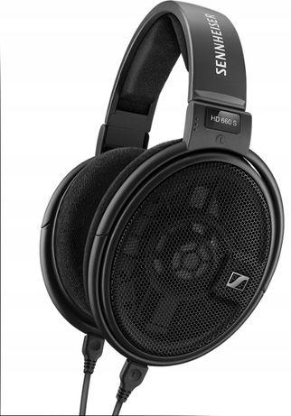 SENNHEISER HD660S Audiofilskie Słuchawki High-End sklep 1800zł OKAZJA!