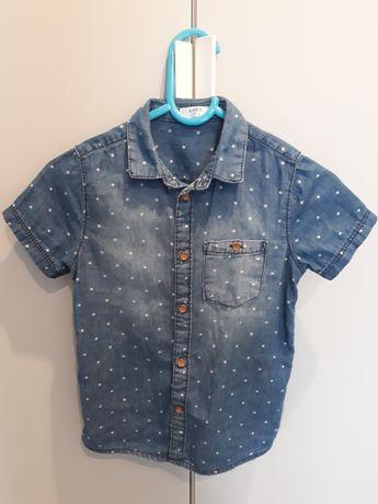 Koszula chłopięca r.98