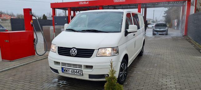 VW T5 Long 5 os.
