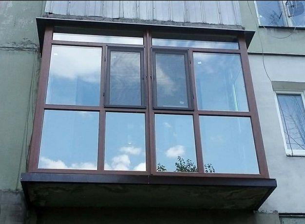 Окна Двери Лоджии Балконы