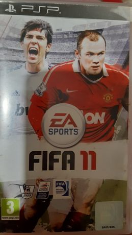 диск на ps FIFA 11 лицензия
