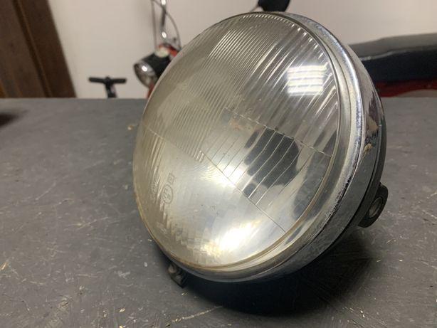 MZ ETZ Jawa CZ lampa przod sprawdz slask