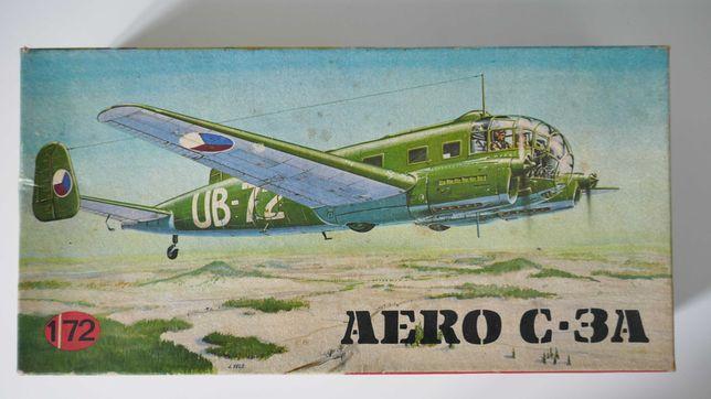 Model samolotu do sklejania AERO C-3