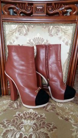 Ботинки Elisabetta franchi, dolce gabbana оригинал