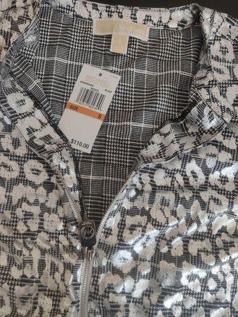 Michael Kors oryginalna z USA bluzka tunika koszula czarna S nowa