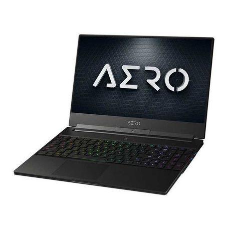 Portátil Gaming Gigabyte Aero 15 i7-9750H RTX 2060 16GB 512GB 144Hz