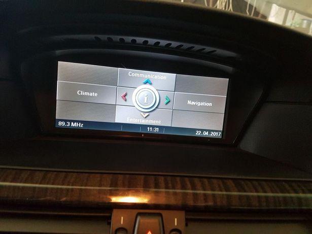Polskie Menu, konwersja USA, nawigacja BMW kodowanie diagnostyka
