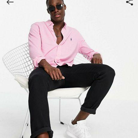 Рубашка slim fit Ralph Lauren XS