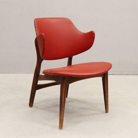 Krzesło Winnie IKEA lata 50/60 PRL vintage