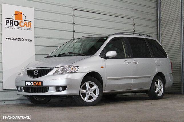 Mazda MPV 2.0 MZR-CD Comfort