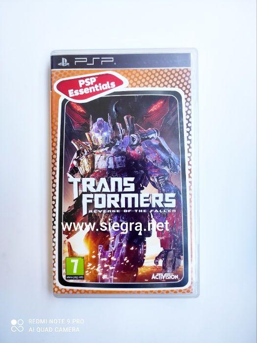 Transformers revenge of the fallen psp Suwałki - image 1
