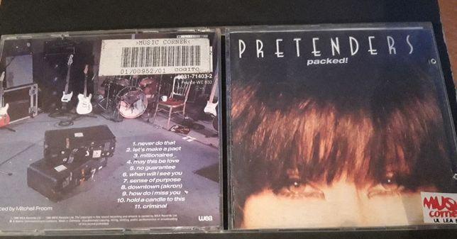 Pretenders – Packed! , CD 1990, Germany
