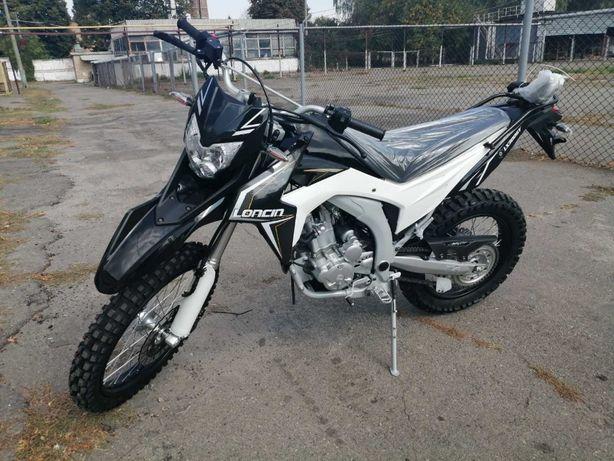 Мотоцикл Loncin LX300GY SX2 PRO (В НАЛИЧИИ) кредит