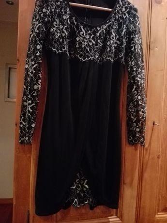 Vestido preto para cerimónia ou festa