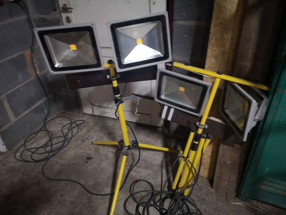 Lampa Led 2x50 watt Kaliska - image 1