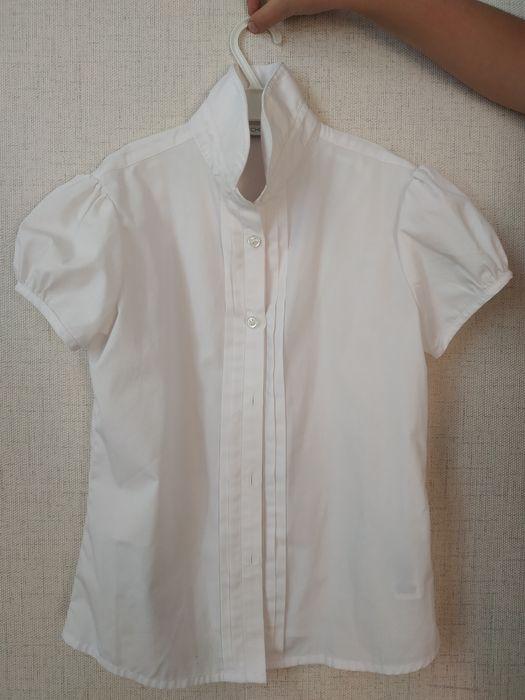 Школьная рубаха блуза M&S для девочки 9-10 лет Днепр - изображение 1