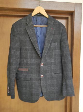 Новый пиджак Премиум-класса Baumler р.50(Типа Boss, Vuitton)