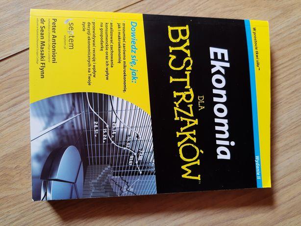Sprzedam książkę Ekonomia dla bystrzaków