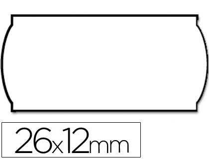 ROLO DE ETIQUETAS 26X12mm