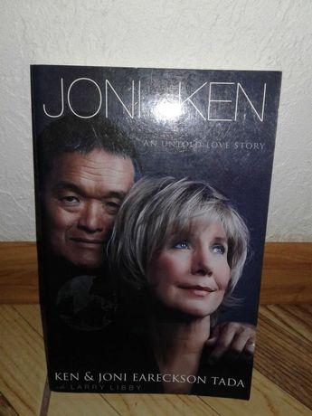 Книга на англійській мові Joni and Ken: An Untold Love Story english
