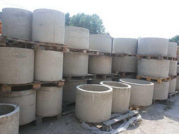 Кольца, плиты, фундаментные блоки, перемычки, забор ЖБИ