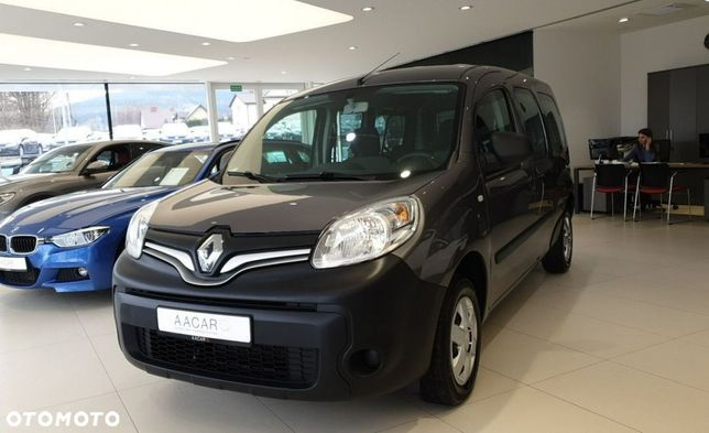 Renault Kangoo Renault Kangoo Maxi, salon PL, DOSTAWA W CENIE, FV-23%, gwarancja