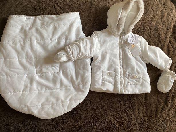 Mayoral Комбинезон куртка демисезонный детский трансформер