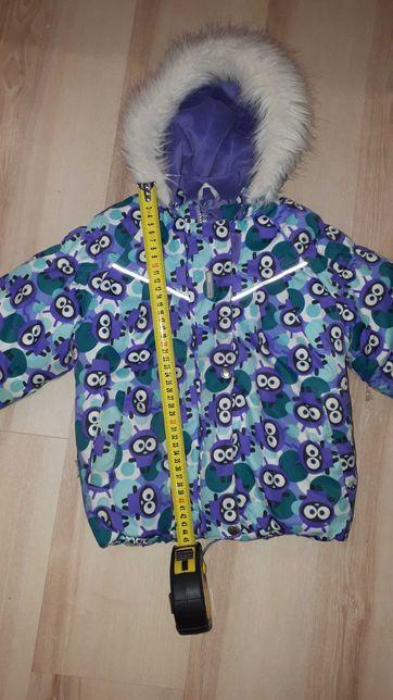 Зимняя курточка LENNE р. 98+6