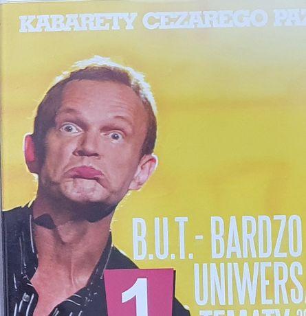 Kabarety Cezarego Pazury - 3 x DVD