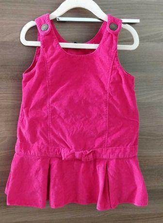 Sukienki firmy GAP na 3-4 lata w idealnym stanie