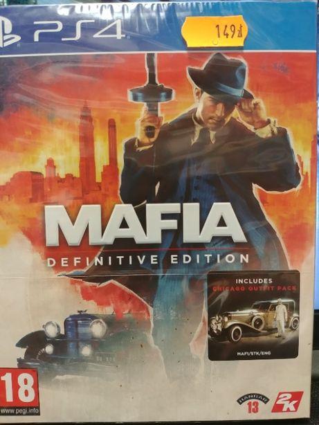Mafia gra ps4 (grywanda.pl)
