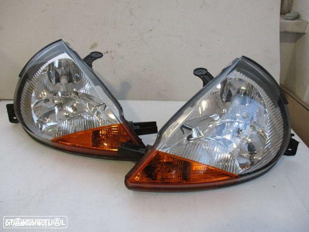 Farol Optica Ford KA esquerdo / direito