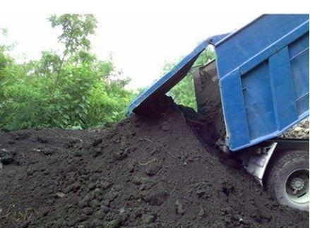 Чернозем, глина, песок, щебень, шлак, отсев, вывоз мусора
