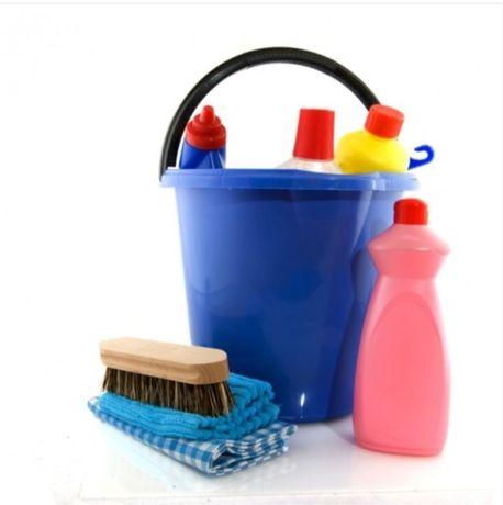 Limpeza de escritórios/lojas/Condomínios/imóveis pós-obras ou mudanças