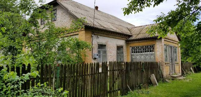Дом Оленовка 50 км от Киева ( Фастовский р-н )