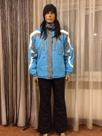 Лыжный термо костюм,р.52-54, лыжная куртка, лыжные штаны