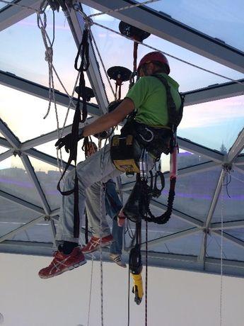 высотные работы, альпинизм ,работа на высоте ,утепление, высотники