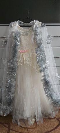 Сукня для дівчинки 7-9років