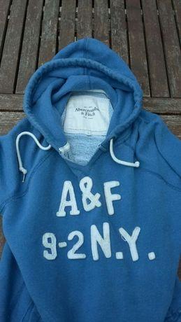 A&F Abercombie & fitch NEW YORK bluza damska L roz. 40
