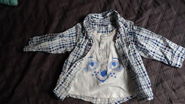 Koszula z koszulka