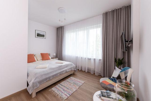 Pokoje gościnne, apartamenty Ustroń-Centrum