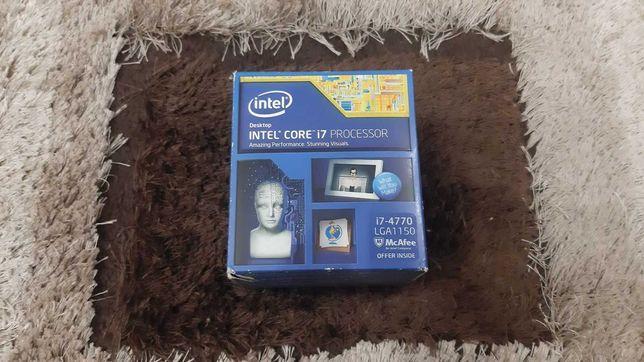 Core 7 - 4770 3.4Ghz Box