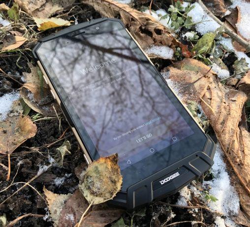 Ударопрочный, громкий, выносливый смартфон Doogee s60